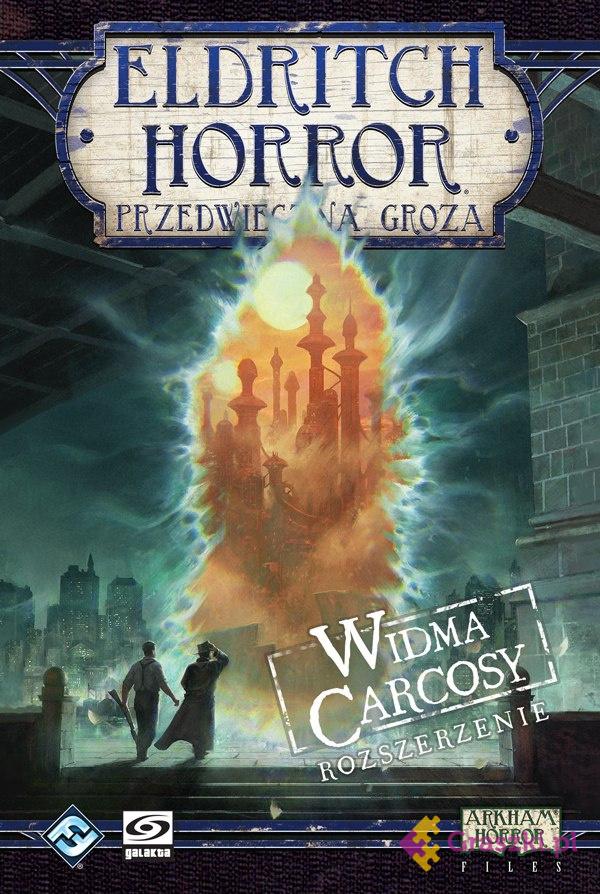 Eldritch Horror: Widma Carcosy | Galakta